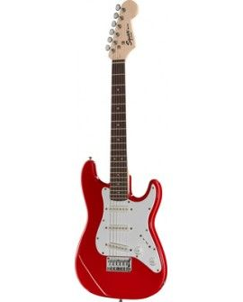 Guitarra Eléctrica Squier Mini Strat Torino Red